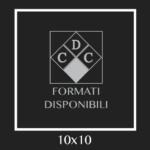 FORMATO : 10x10