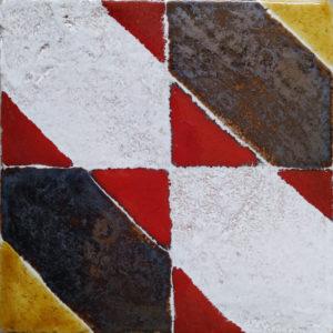Ceramica di Cava Decoro Metallic